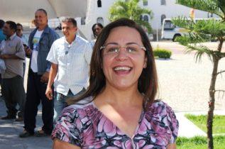 Silvania Matos disse está satisfeita pela boa aceitação do seu nome