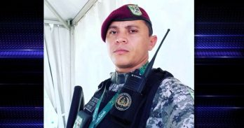Soldado foi baleado dentro de viatura | Foto: Divulgação