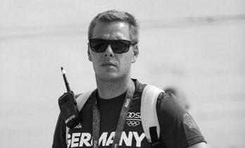 Stefan Henze era treinador da equipe de canoagem slalom da Alemanha (Foto: Reprodução/Twitter)