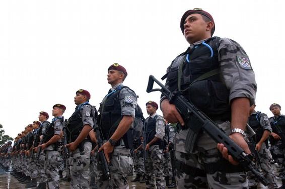 tropas federais