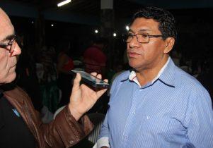 Zé Paulo que já se candidatou a deputado federal apoia a candidatura de Robson