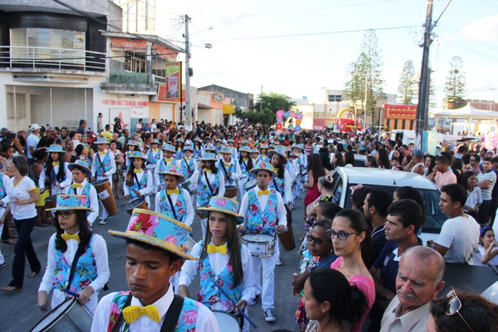 Banda da Escolinha Menino Jesus | Foto: Raimundo Mascarenhas