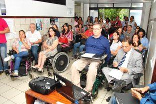 Reinaugurada Central de Intérpretes de Libras da Bahia