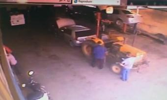 Acidente aconteceu em Boa Esperança, região Norte do estado.