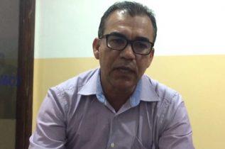 Assis gravou um vídeo e postou nas redes sociais. lamentou as pessoas terem saído do velório do líder Hamilton Rios para lhe acusar