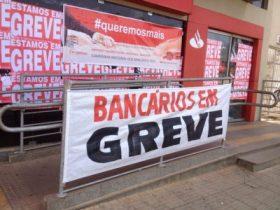 Bancos em greve a partir do dia 6 de setembro