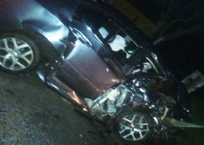 Jovem de 29 anos morreu depois de colisão na BR-415