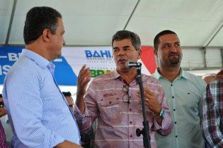 Gika Lopes agradeceu o empenho do governador que vem transformando a Bahia