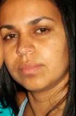 Corpo da professora Viviane foi sepultado no fim da tarde desta sexta | Foto: reprodução