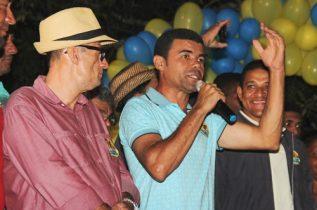 Vado também vereador está unindo força com Florin na formação da chapa   Foto: Raimundo Mascarenhas