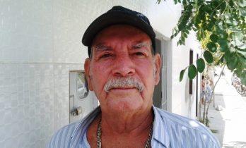 Tragedia nunca foi esquecida pelo militar aposentado Reinaldo Saturnino que perdeu seu primeiro filho e a sogra.