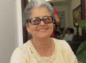 História de D.Beatriz, professora aposentada de Coração de Maria Na foto: Betriz Daltro, professora Foto: Alberto Coutinho/GOVBA