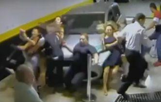 Motorista foi presa em flagrante por homicídio culposo.