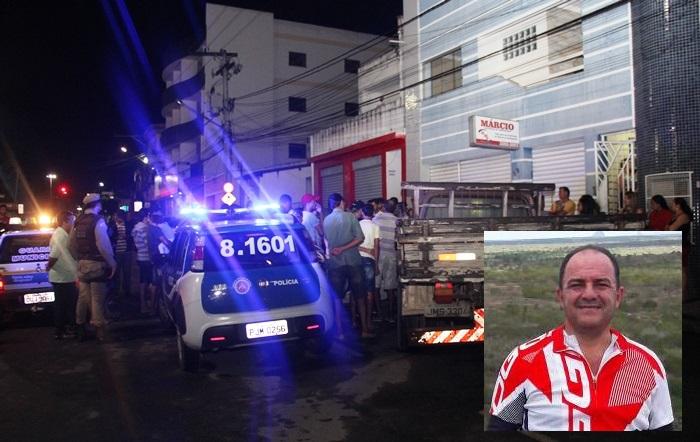 A Policia Militar não tem pistas que possam levar a prender os assassinos   Foto: Raimundo Mascarenhas
