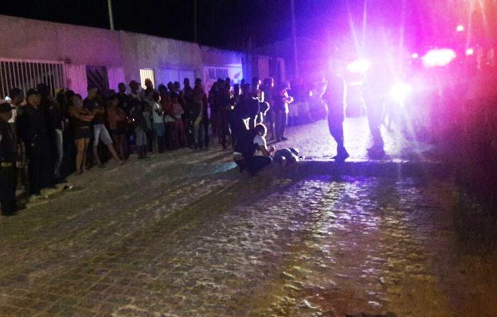 Este foi o terceiro homicídio em apenas uma semana em Coité, todos vítimas de disparos de arma de fogo