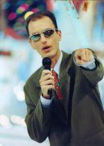 Rodolfo foi atração dos domingos no SBT no fim dos anos 1990 ao inicio dos anos 2000