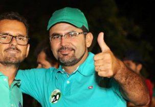 Vereador terminou uma campanha e já começou outra, agora para presidência
