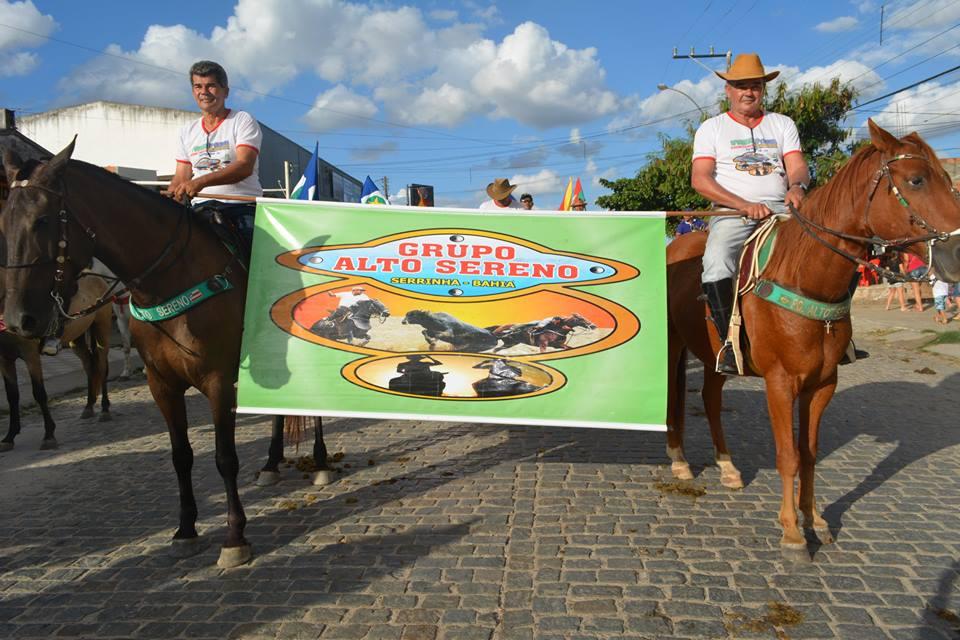 Gika organiza a Vaquejada do Parque Alto Sereno de sua propriedade