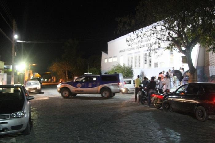 Jovem de 16 anos morre em hospital depois de levar dois tiros em povoado de Coité