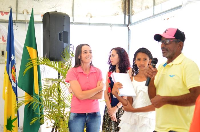 Guiofeu tem apoiado o projeto desde o inicio   Foto: Teones Araújo