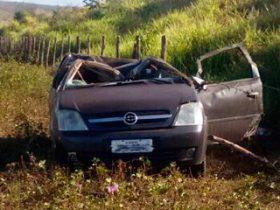 Policial militar morreu após capotamento no município de Entre Rios