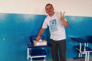 Eleição aconteceu das 09 às 17h de sexta-feira, 18