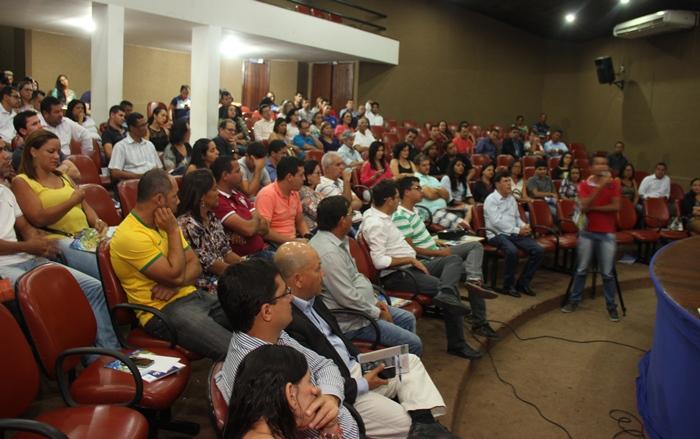 Um bom público marcou presença | Foto: Raimundo Mascarenhas