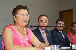 Deputada Fátima Nunes