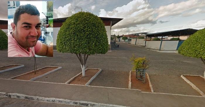 Foto: Google Street View e reprodução Monte Santo.net