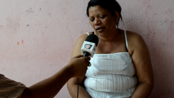 Mãe de Junior acredita que o assassino do filho tenha sido um irmão da companheira dele