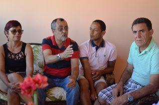 Prefeito Ismael vai deixar o governo em pouco mais de um mês   Foto: Teones Araújo