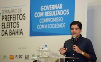 ACM Neto foi reeleito prefeito de Salvador