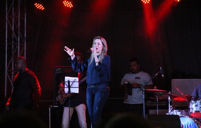 Adriana esteve nessa mesma festa em 2011