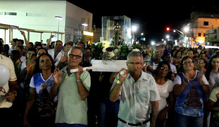 Comunidade Católica De Riachão Do Jacuípe Faz Grande Festa