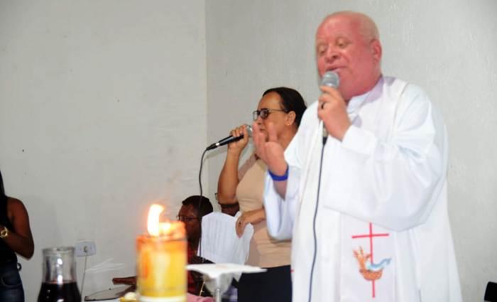 """Pilatos foi mais coerente ao condenar Jesus que Sérgio Mouro na condenação  de Lula"""" disse padre durante missa em Canudos – Calila Noticias"""