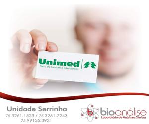 Unimed – Bioanalise