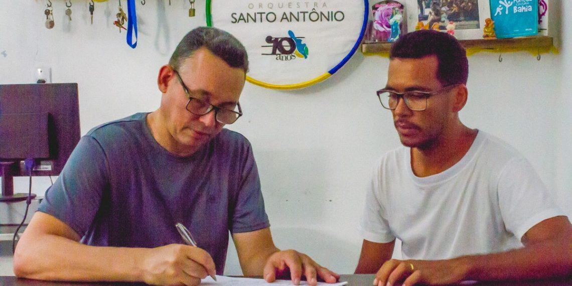 Orquestra Santo Antônio tem novo maestro para temporada 2019