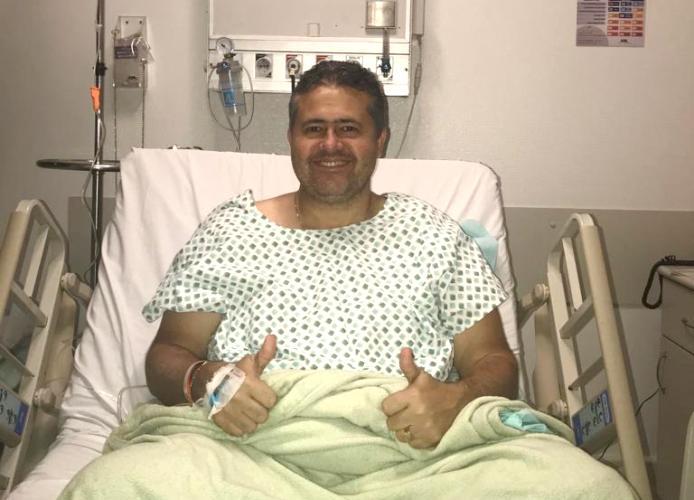 Deputado Alex da Piatã passa bem após cirurgia para retirada da vesícula