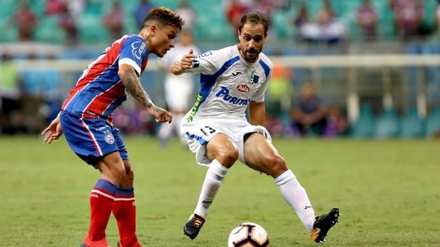 Bahia perde em casa para Liverpool do Uruguai e se complica na Sul-Americana