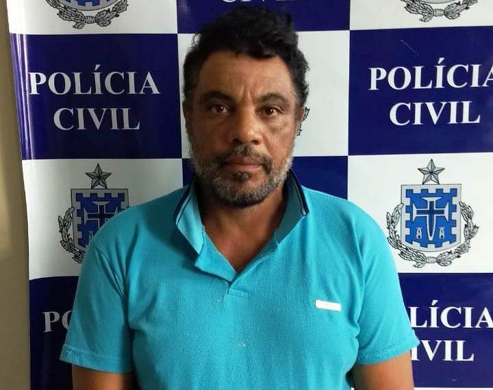 Acusado de feminicídio em Coité é preso em Santo Antônio de Jesus