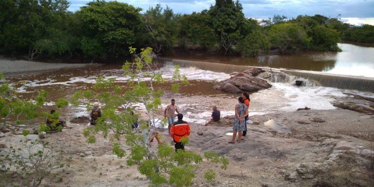 Idoso de 62 anos morre após se afogar em rio na cidade de Riachão do Jacuípe