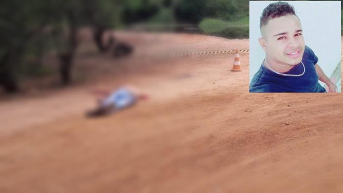 Ponto Novo – Corpo de jovem é encontrado com marcas de tiros às margens do Rio Itapicuru