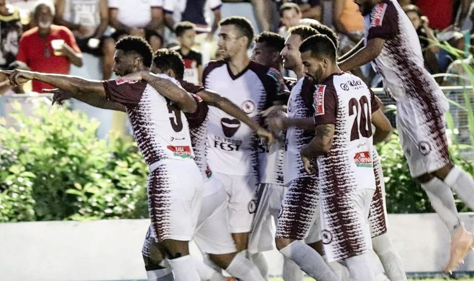 Série D -Jacuipense vence Vitória – PE e Flu de Feira bate Coruripe