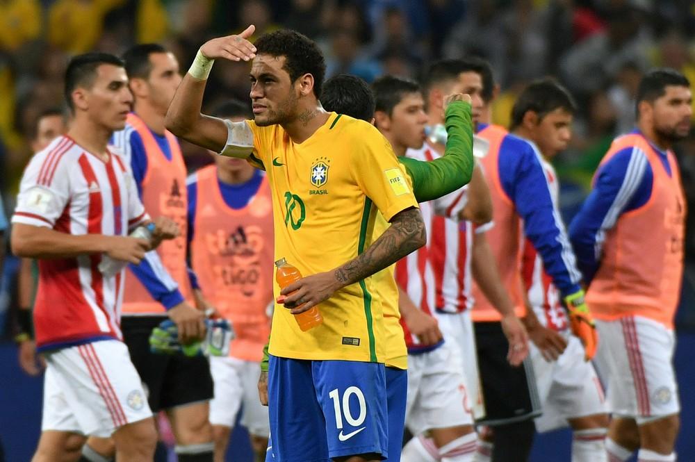 Brasil x Paraguai se enfrentam em confronto direto nas