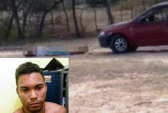Homem é morto a tiros em campo de futebol da zona rural de Valente