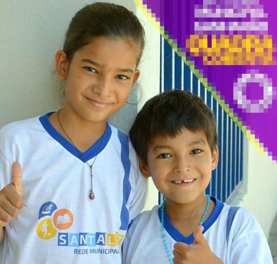 Santaluz supera índice estadual e 'cola' na média nacional em estudo que avalia qualidade da educação - Calila Notícias