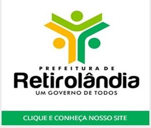 Prefeitura de Retirolandia – Banner lateral