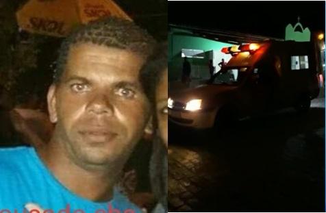 Riachão – Homem assassinado a tiros, e deficiente visual sofre tentativa de homicídio