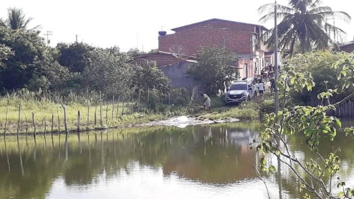 Coité – Homem morre afogado e outro vítima de queda de moto em Goiabeira na tarde desta sexta-feira da Paixão
