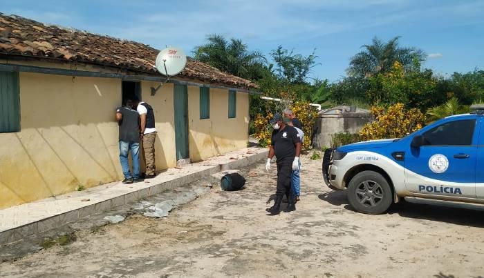 Idosa é morta numa suposta tentativa de assalto na zona rural de Coité